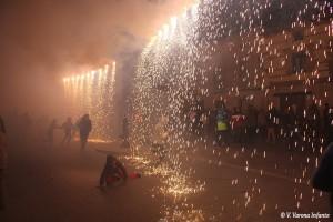 Lluvia de fuego